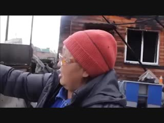 В хакасии сгорел дом депутата. подробности от nota bene