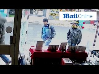 Exclusive alexander petrov and ruslan boshirov seen on cctv