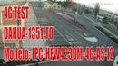 DAHUA 1351 FO TEST Modelo IPC HFW4230M 4G AS I2 TEST IVS 3 6 LENS