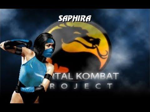 MKP 4 1 Season 2 9 MUGEN Saphira Playthrough