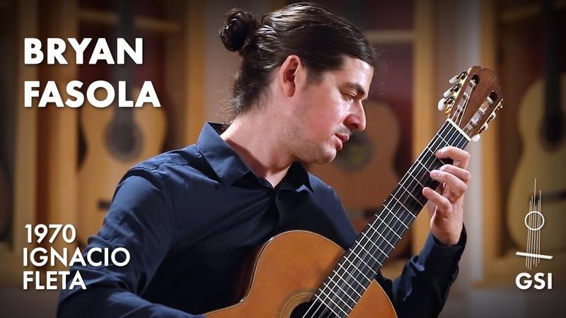 Isaac Albéniz' Mallorca Op 202 performed by Bryan Fasola on a 1970 Ignacio Fleta 2020