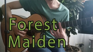 Forest Maiden (Everlasting summer) - guitar notes+tabs