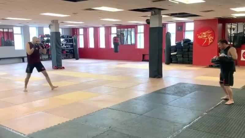 Дэйв Ледюк 5x чемпион мира по летвею Тренировки во время пандемии коронавируса
