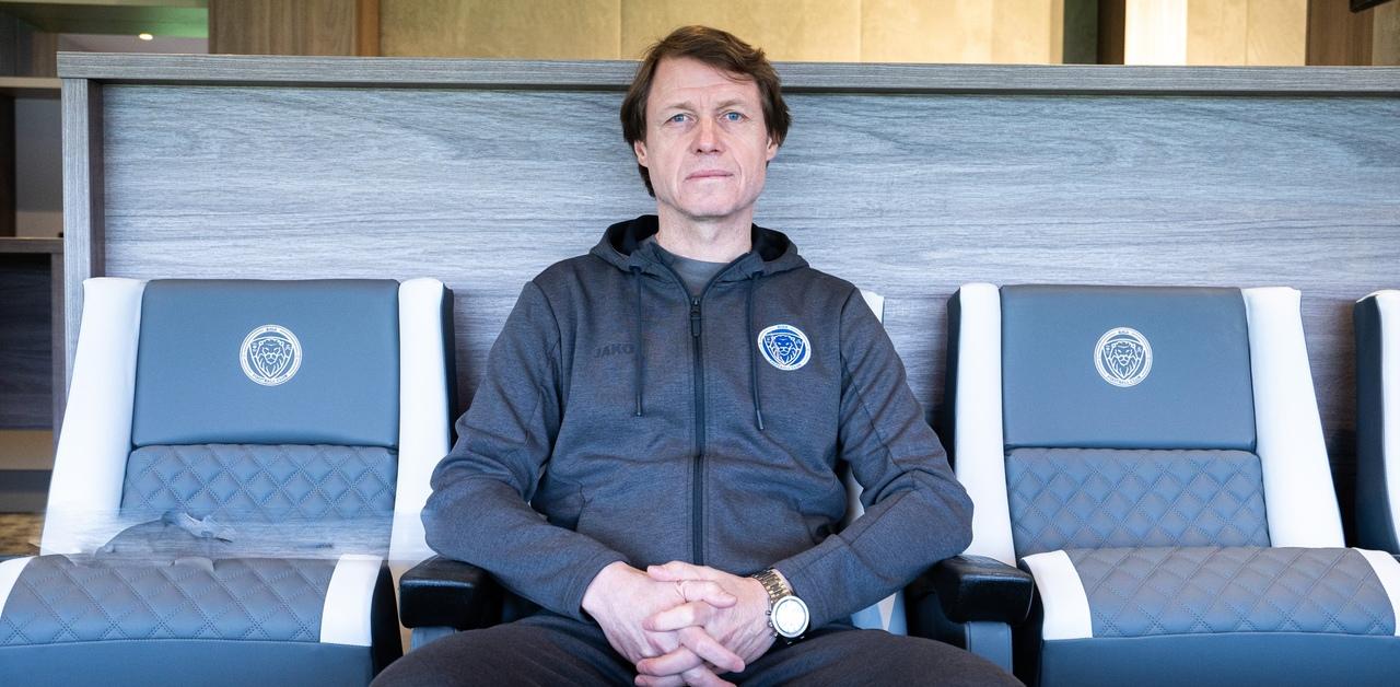 Олег Кононов после своих обещаний