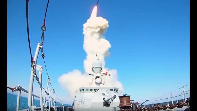Russian air defenses shoot down enemy objects over Latakia