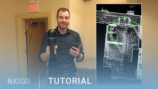 Intro to Scanning with BLK2GO
