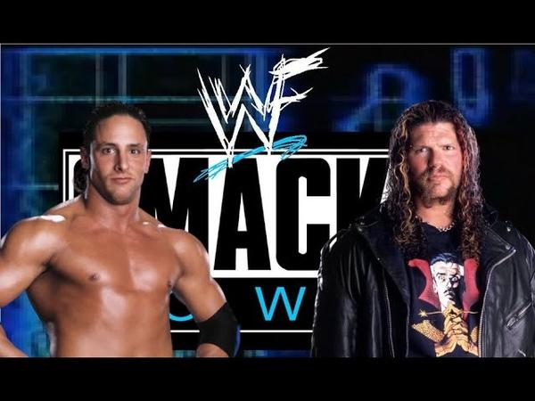 WWE 2K19 - Billy Kidman vs Raven, Smackdown '01