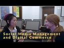 Social Media Management Digital Commerce at Collegium Civitas