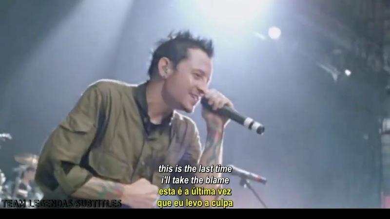 Linkin Park - P5hng Me A*wy ~ Live in Texas 2003 (Full Show) ~ LEGENDADOLYRICS