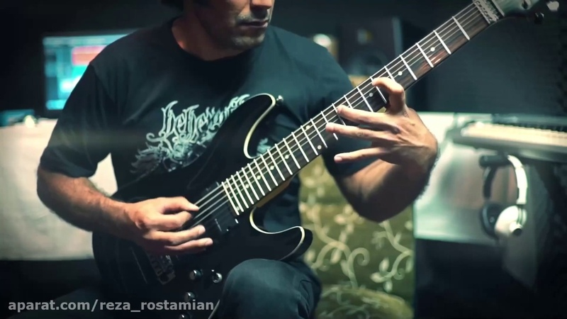 Guitar Playthrough Integral Rigor Jolous Oriental Death Metal