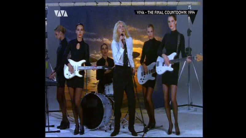 Die Prinzen Alles Nur Geklaut VIVA VIVA The Final Countdown 1994
