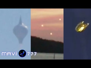 New UFO Sightings Compilation! Video Clip 212