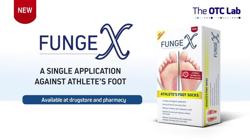 FungeX Athletes Foot Socks Commercial 15 footfetish фут фетиш