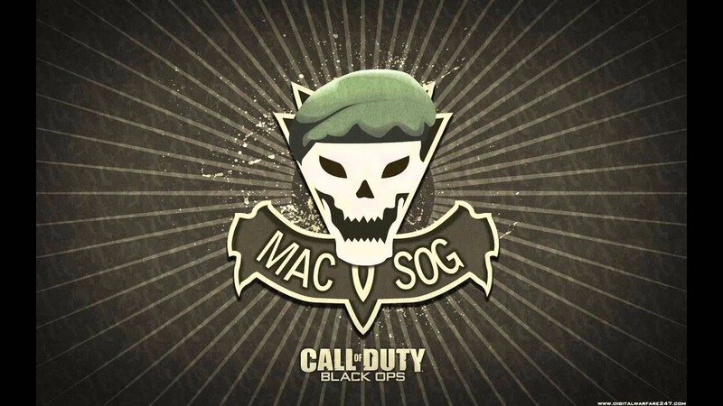 [HD] Call of Duty Black Ops | MACV-SOG theme