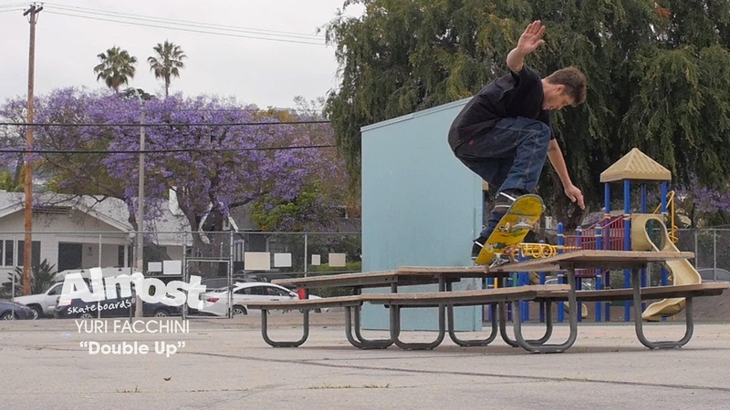 Yuri Facchini's Double Up Part