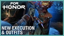 For Honor: New Execution Outfits | Week of 09/19/2019 | Weekly Content Update | Ubisoft [NA]