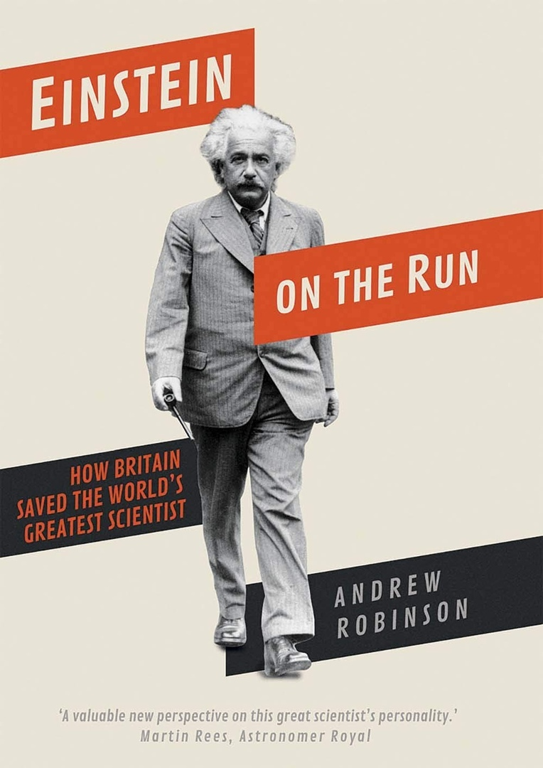 Andrew Robinson - Einstein on the Run