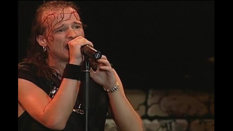 EDGUY - Lavatory Love Machine ( Monuments , Live At The Credicard Hall In Sao Paulo , Brasil \ 2004 г )