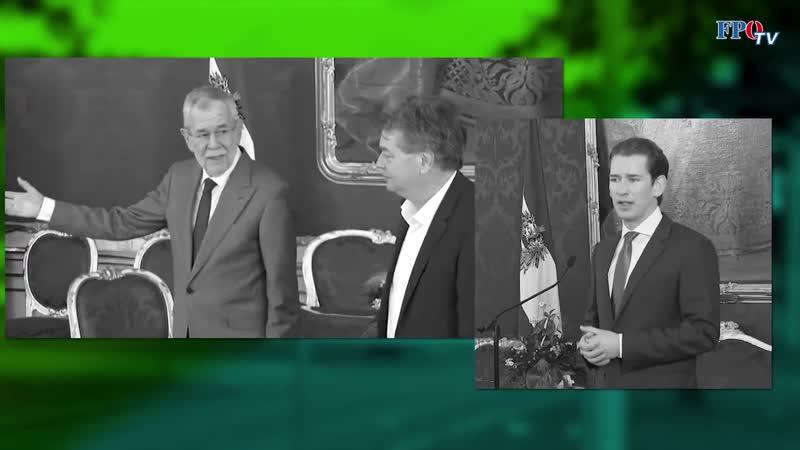 Herbert Kickl Linksregierung in Vorbereitung Rückkehr zur alten und fatalen Asylpolitik