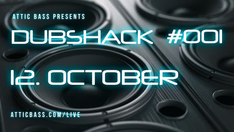 Dubshack - Live DJ Mix Broadcast.