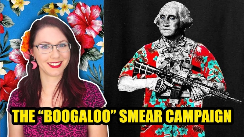 The Boogaloo Smear Campaign | Censorship and Propaganda