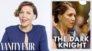 Maggie Gyllenhaal Breaks Down Her Career, from Donnie Darko to The Dark Knight Vanity Fair