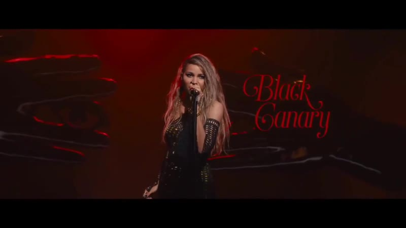 QUE VOZ Confira agora um trecho da Canário Negro cantando em AvesDeRapina BirdsO