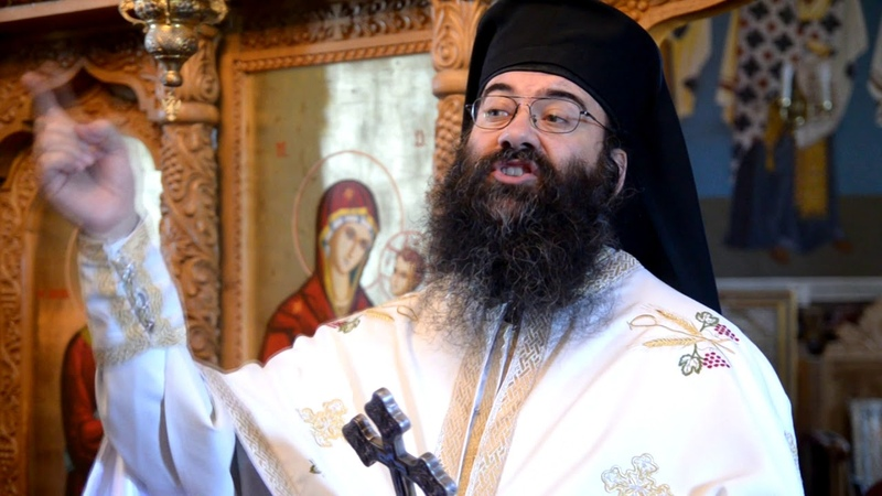 Ieromonahul Macarie Banu - Predică la Duminica a 8-a după Rusalii (Înmulțirea pâinilor)