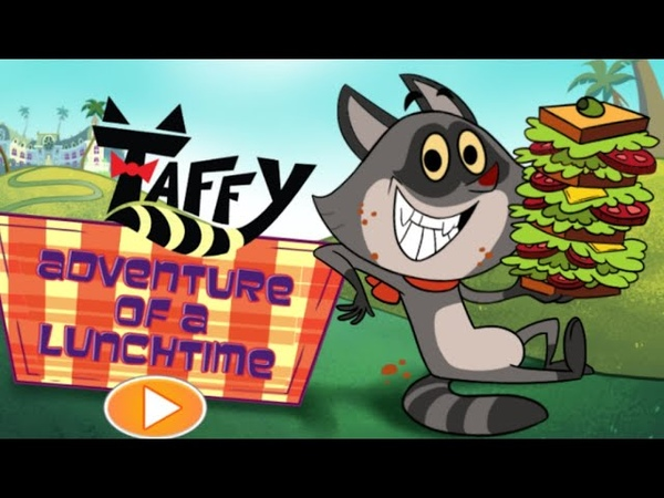 Taffy Adventure of a Lunchtime Boomerang Games