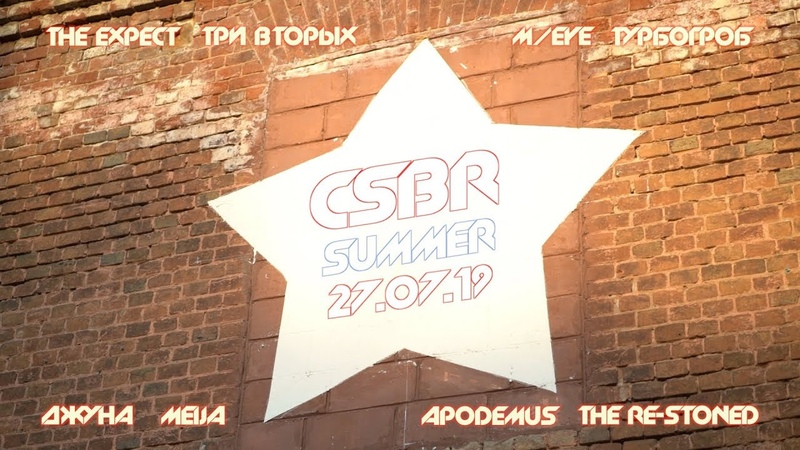CSBR Summer 2019 Отчет