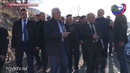 Глава Дагестана посетил Цумадинский район