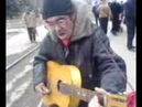 Дед рубит Рок н ролл на гитаре
