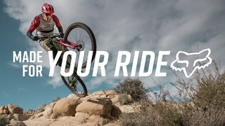FOX MTB   MADE FOR YOUR RIDE – EPISODE 1   KIRT VOREIS