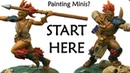 FUNDAMENTALS! A Complete Guide to Painting Minis.