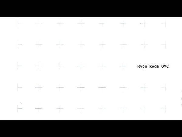 13 Ryoji Ikeda ZERO DEGREES 3 Touch