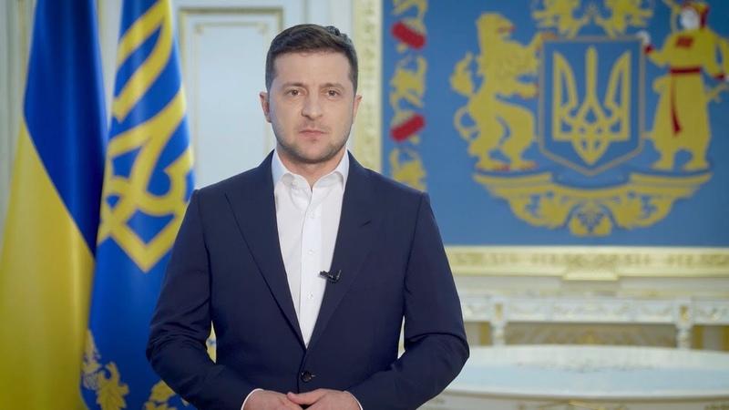 Коронавірус виплати лікарям і місцеві вибори звернення Президента України до громадян