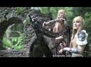 Исполнение темы SKYRIM MORROWIND Medley Harp Twins Camille and Kennerly