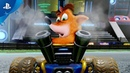 Crash Team Racing Nitro Fueled Reveal Trailer PS4