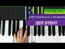 Trettmann ft. Alli Neumann - Zeit Steht - Piano Tutorial MIDI Download