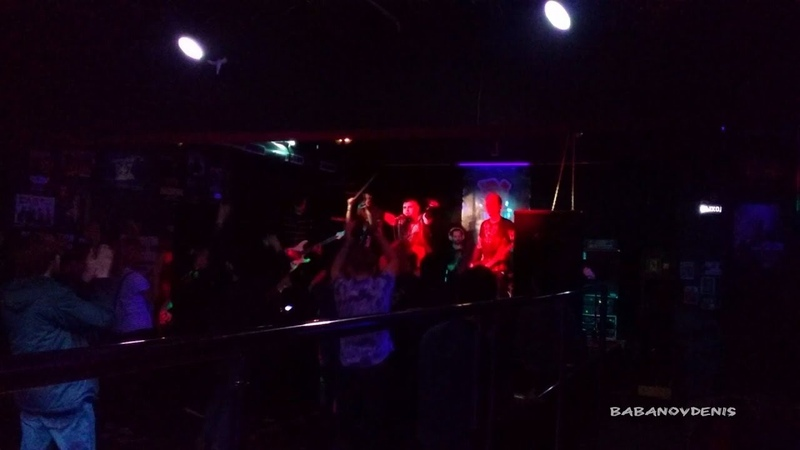 Deform Тени дождя клуб Music Box Тверь 26 04 2019