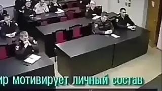 Как мотивируют путинских росгвардейцев
