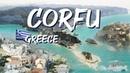 Corfu, Greece ⛱ Mavic 2 Pro 🚁Sony A6400 📷 Weebill Lab, 4k