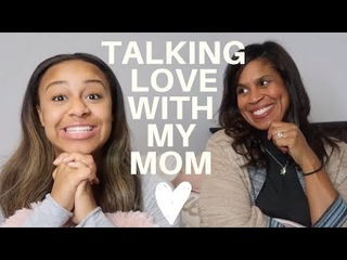 Talking Love With My Mom   Nia Sioux