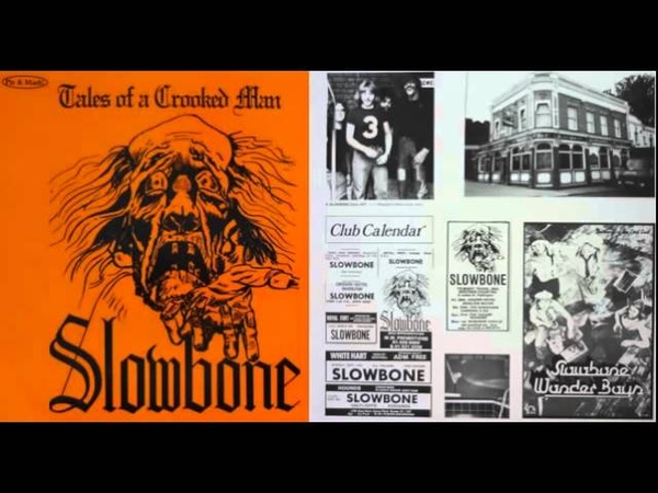 Slowbone Tales Of A Crooked Man 1974 UK