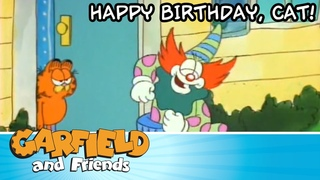 Happy Birthday, Cat! - Garfield & Friends