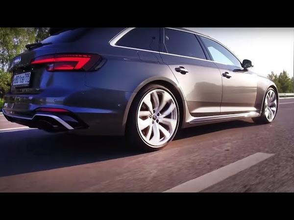 Дешевле и Быстрее Мерса C43 AMG, Практичнее BMW M4 Купе. Тест Audi RS4 Игорь Бурцев.