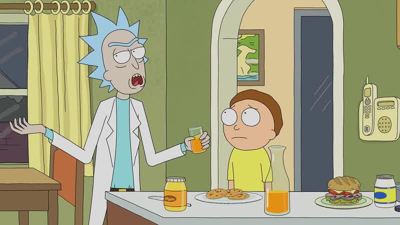 Rick Morty Разорви порочный круг займись наукой