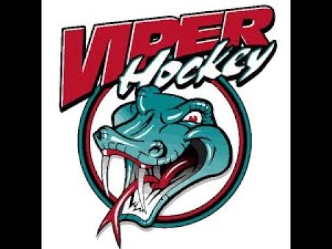 Hatfield Ice Hawks vs Cap City Vipers 11 17 2019
