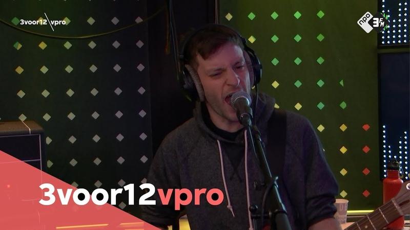 PUP - Live at 3voor12 Radio