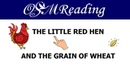 Little Red Hen.Folk Tales. Starters. OSMReading.